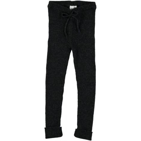 Pantalón legging niña antracita JESS - Búho