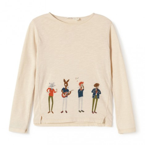 Camiseta manga larga THE BREMEN QUARTET - Nice Things
