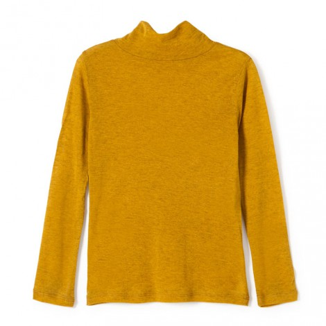 camiseta cuello alto touch of amarillo nice things