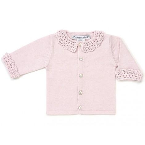 pullover crochette