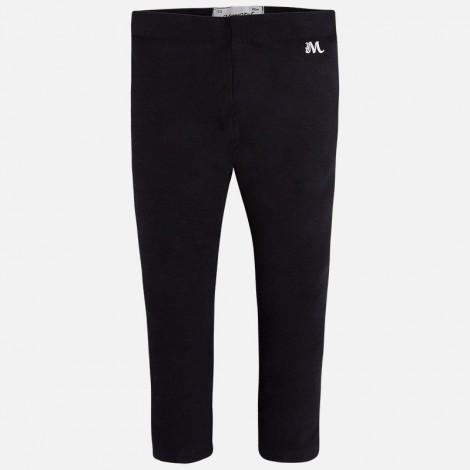 Leggings punto elastan basico en Negro - Mayoral