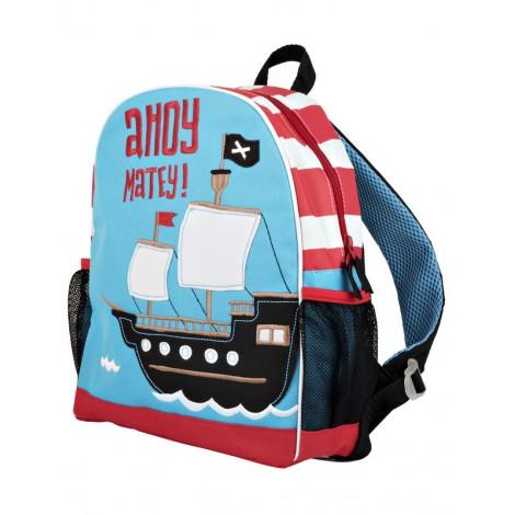 mochila infantil guardería barco pirata de hatley