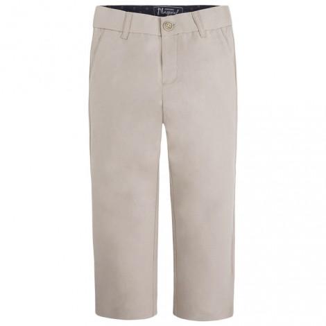 Pantalon chino lino vestir