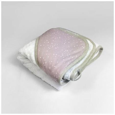 Capa de baño MALVA STAR toalla BabyShower