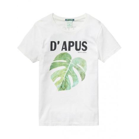 Camiseta niño estampado fotográfico SELVA