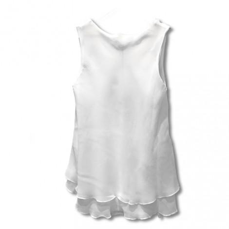Camisa de niña tipo BLUSÓN de vestir para ceremonia