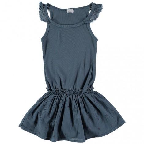 vestido niña tirantes mae ocean bambula de algodón
