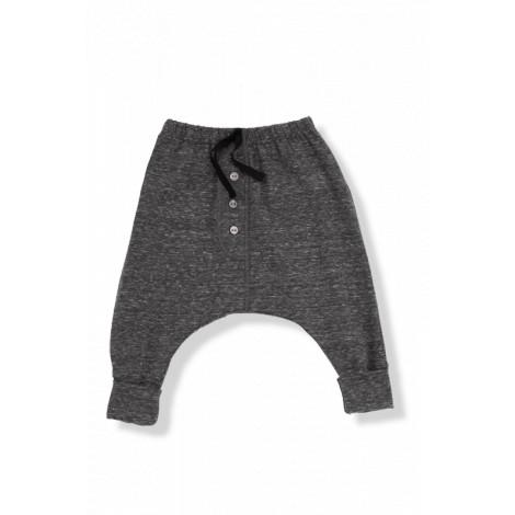 Pantalón ancho bebé RAUL antracita