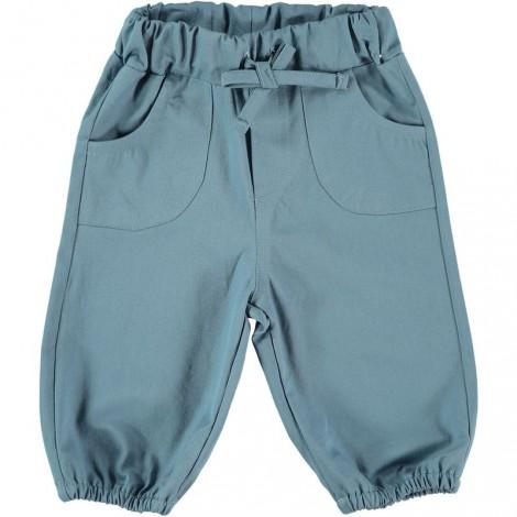 pantalon de bebé azul oscuro