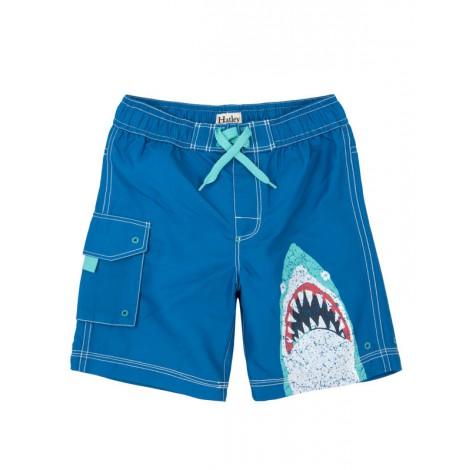 Bañador niño bóxer bolsillo cargo TOOTHY SHARK