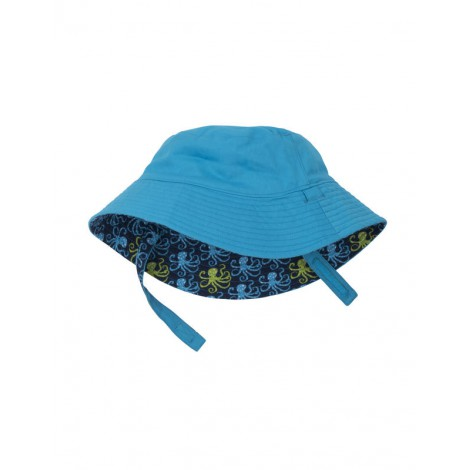 Gorro infantil reversible verano DEEP SEA OCTOPUS