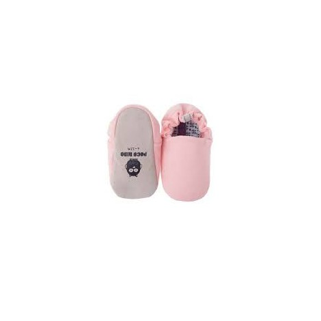 Zapatitos bebé Poco Nido PINK rosa mini shoes