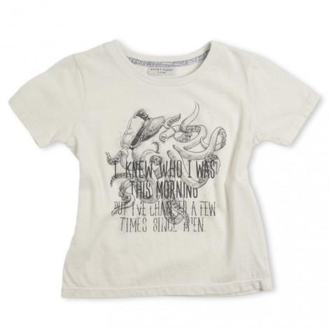 Camiseta infantil Austin OCTOPUS