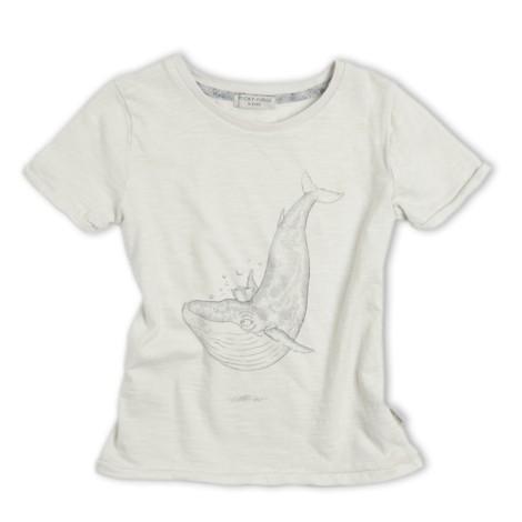 Camiseta niño Caden ballena