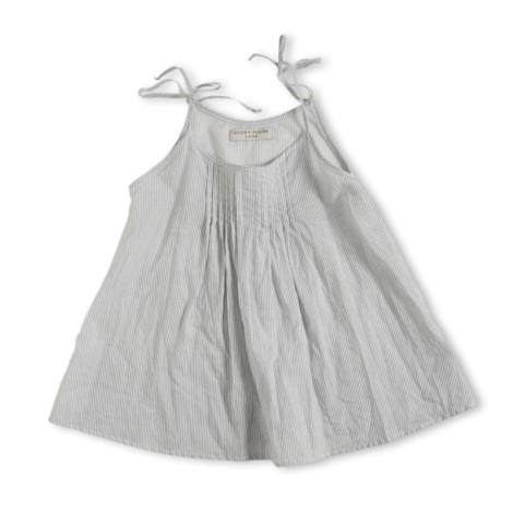 Camisa blusa niña Uma Cami raya gris