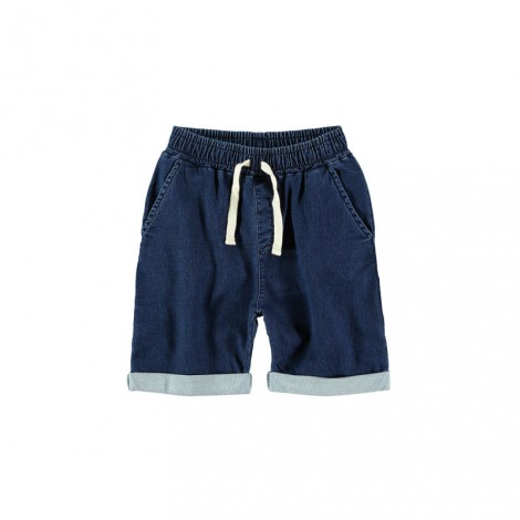 Pantalón short infantil CASUAL PANTS (DENIM)