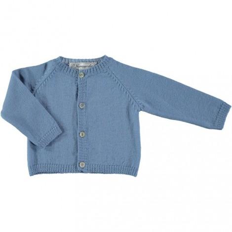 JERSEY MUNSEN de bebé Azul