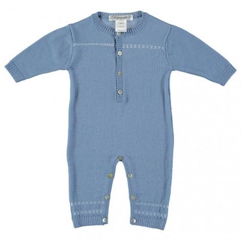 PELELE GEORGIAS de bebé Azul