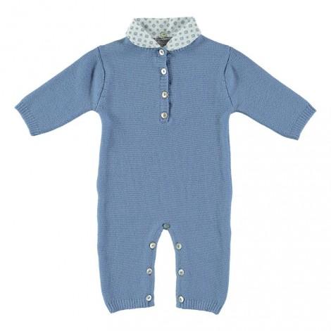 PELELE BENNET de bebé Azul