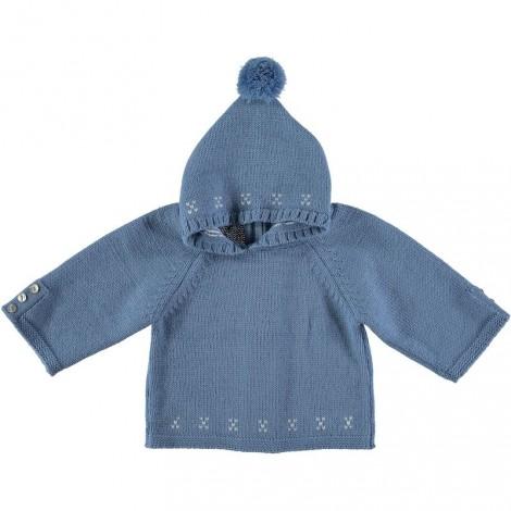 ABRIGO BRYSON de bebé Azul