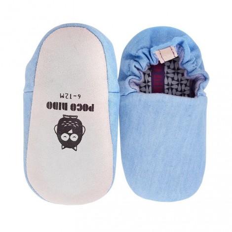 Zapatitos bebé DENIM CLARO mini shoes