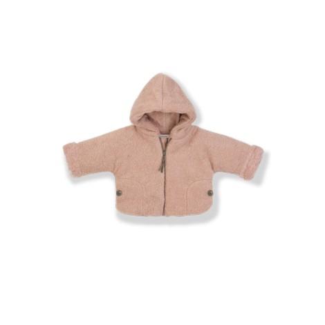 Chaqueta bebé polar ALDO rosa