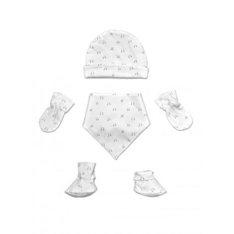 Pack recién nacido PATITAS 4 piezas BABY BITES