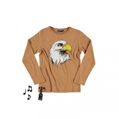 Camiseta infantil sonido EAGLE M/L biscuit