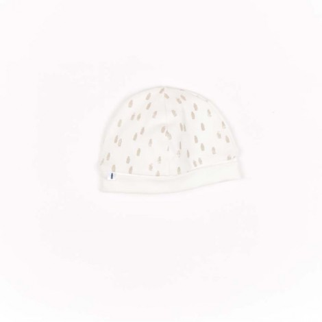 Gorro bebé CHRIS milk - crema