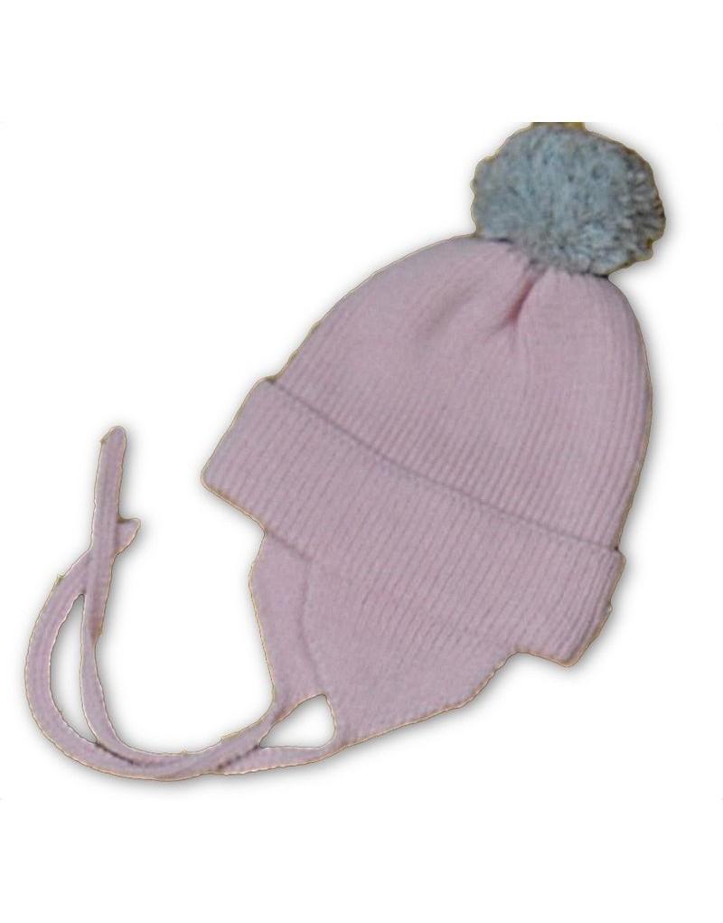 Gorro bebé OREJAS rosa c6bfa73c6bf