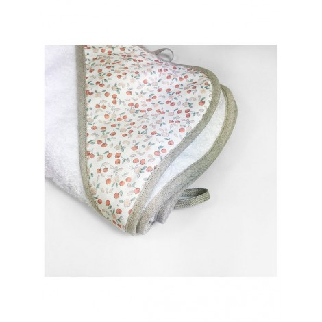 Capa de baño CHERRY toalla BabyShower