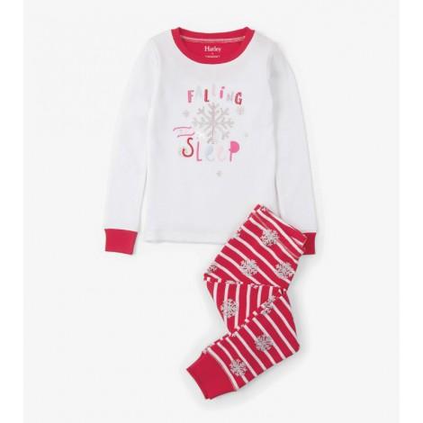 Pijama infantil CANDY CANE 2 piezas orgánico