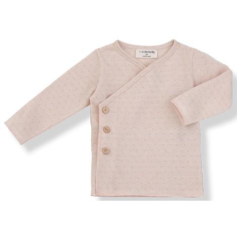 Camiseta bebé jubón botones ALBA en ALBA