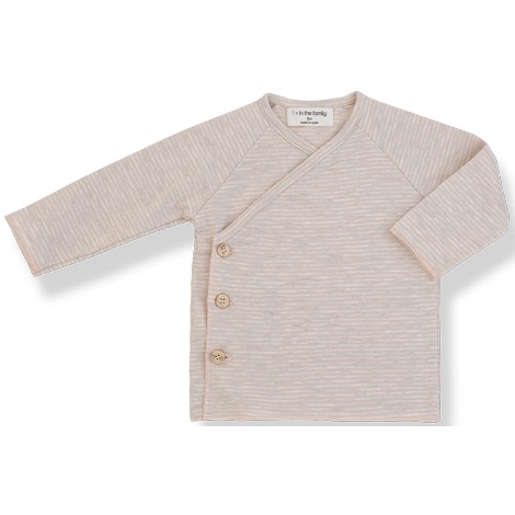Camiseta bebé jubón botones MOMO en ALBA