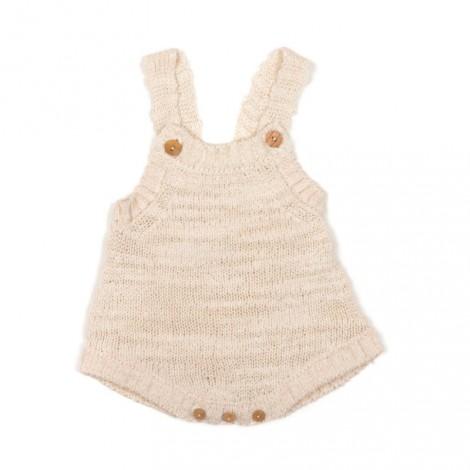 Peto tricot en NATURAL