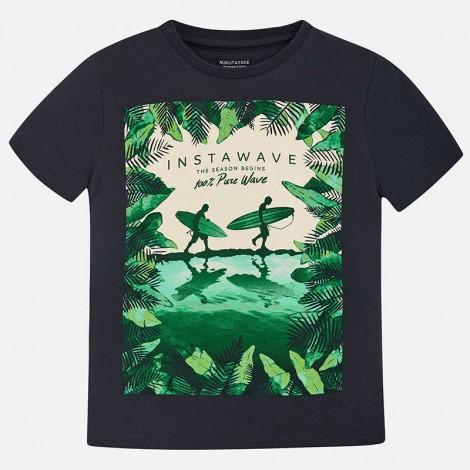Camiseta m/c ?instawave surf color Rock