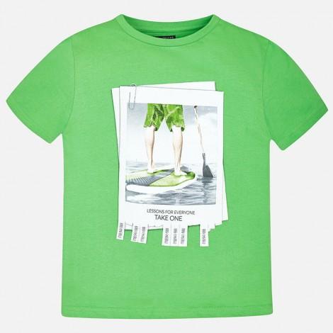 Camiseta m/c take one paddlesurf color Grass