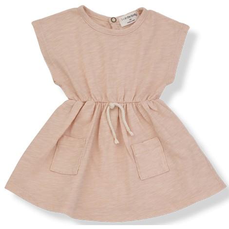 Vestido bebé KATYA cordón cintura en ALBA