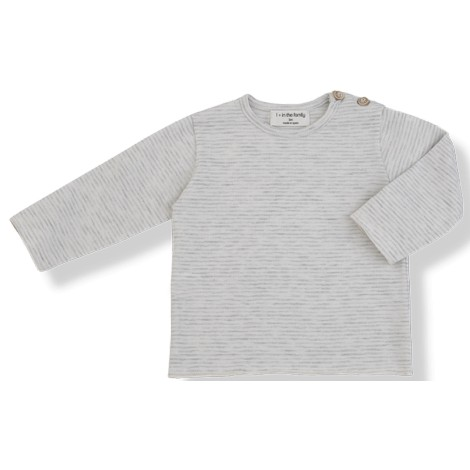 Camiseta bebé YAGO M/L en NATURAL
