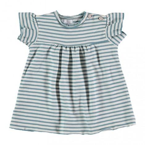Vestido bebé MIMI  en AQUA