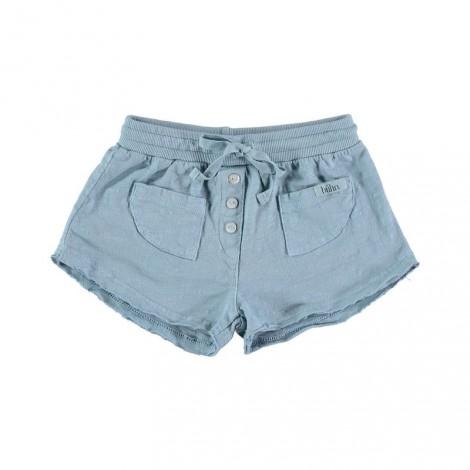 Pantalón niña short SURI en AQUA