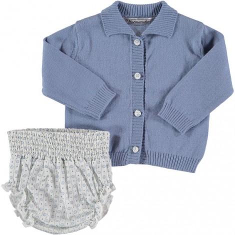JERSEY TOKALAU de bebé Azul