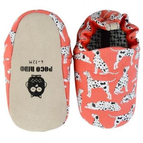 Zapatitos bebé DALMATIANS Poco Nido mini shoes