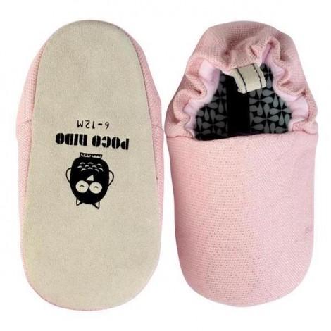 Zapatitos bebé Candy Pink Poco Nido mini shoes