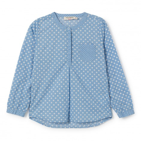 "CAMISA PATCH ""POLKA DOTS"""