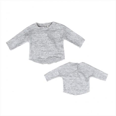 Camiseta MARIO bebé en CLOUDGREY