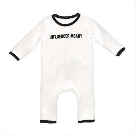 Pelele SID bebé en CREAM