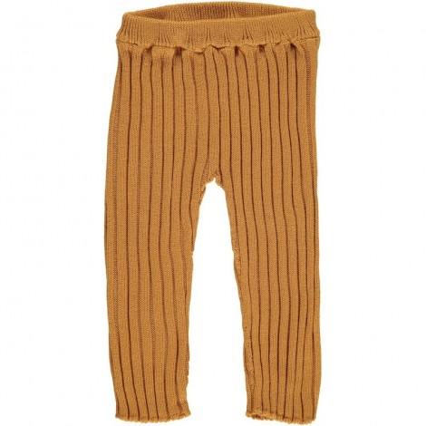 Pantalón bebé legging LUNA en MUSTARD