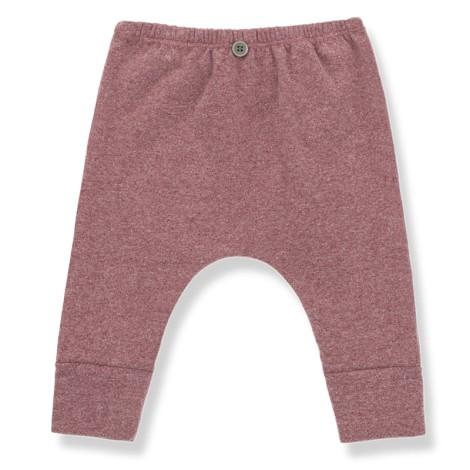 Pantalón bebé ALEIX leggings en PRUNA