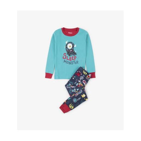 Pijama niño SLEEP MONSTER algodón orgánico